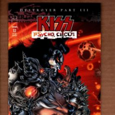 Cómics: KISS PSYCHO CIRCUS 12 - IMAGE 1998 VFN/NM. Lote 244657355