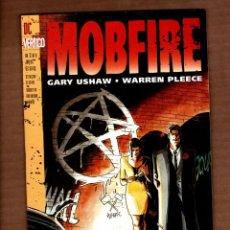 Cómics: MOBFIRE 2 - DC VERTIGO 1995 VFN / CON SANDMAN TRADING CARD. Lote 244660790