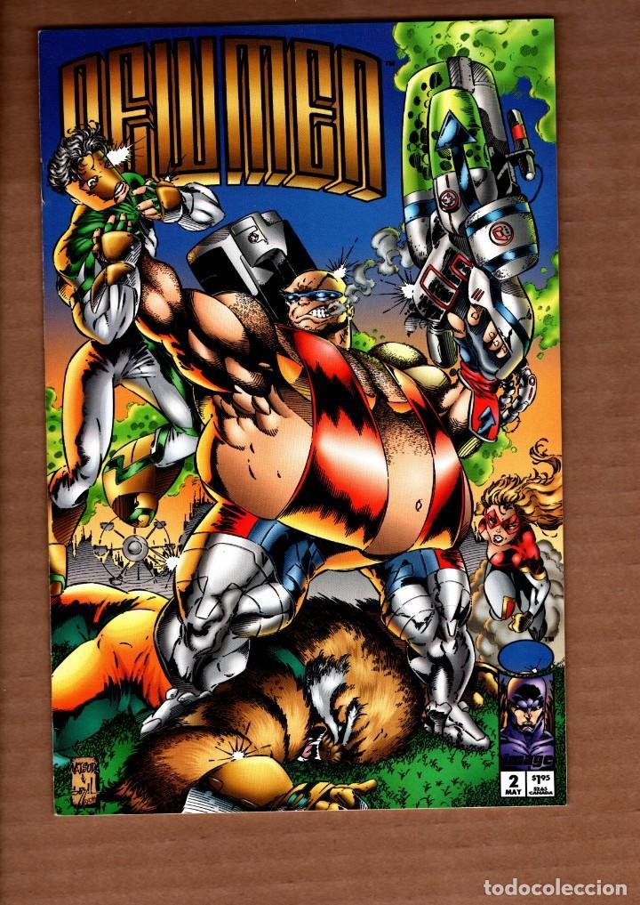 NEWMEN 2 - IMAGE 1994 VFN/NM (Tebeos y Comics - Comics Lengua Extranjera - Comics USA)