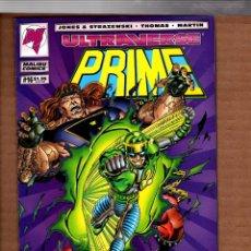 Cómics: PRIME 16 - MALIBU 1994 VFN/NM. Lote 244706270