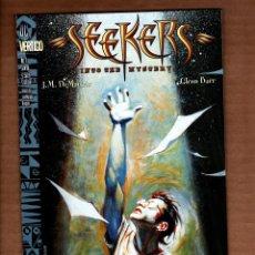 Comics: SEEKERS INTO THE MYSTERY 1 - DC VERTIGO 1996 VFN/NM. Lote 244709160