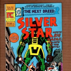 Comics: SILVER STAR 4 - PACIFIC 1983 VFN+ / JACK KIRBY. Lote 244710930