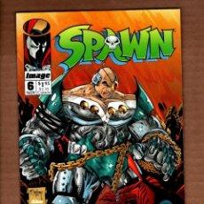 Cómics: SPAWN 6 - IMAGE 1992 VFN+ / TODD MCFARLANE. Lote 244711940