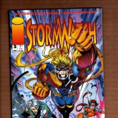 Cómics: STORMWATCH 2 - IMAGE 1993 VFN+. Lote 244712610
