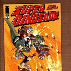 Cómics: SUPER DINOSAUR ORIGIN SPECIAL 1 - IMAGE SKYBOUND 2011 VFN / ROBERT KIRKMAN. Lote 244713130
