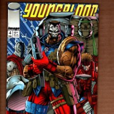 Cómics: YOUNGBLOOD 4 - IMAGE 1993 VFN/NM / ROB LIEFELD. Lote 244726440