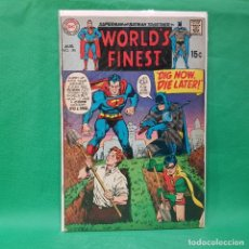 Cómics: WORLD'S FINEST 195 - DC 1970 /FN-. Lote 244802840