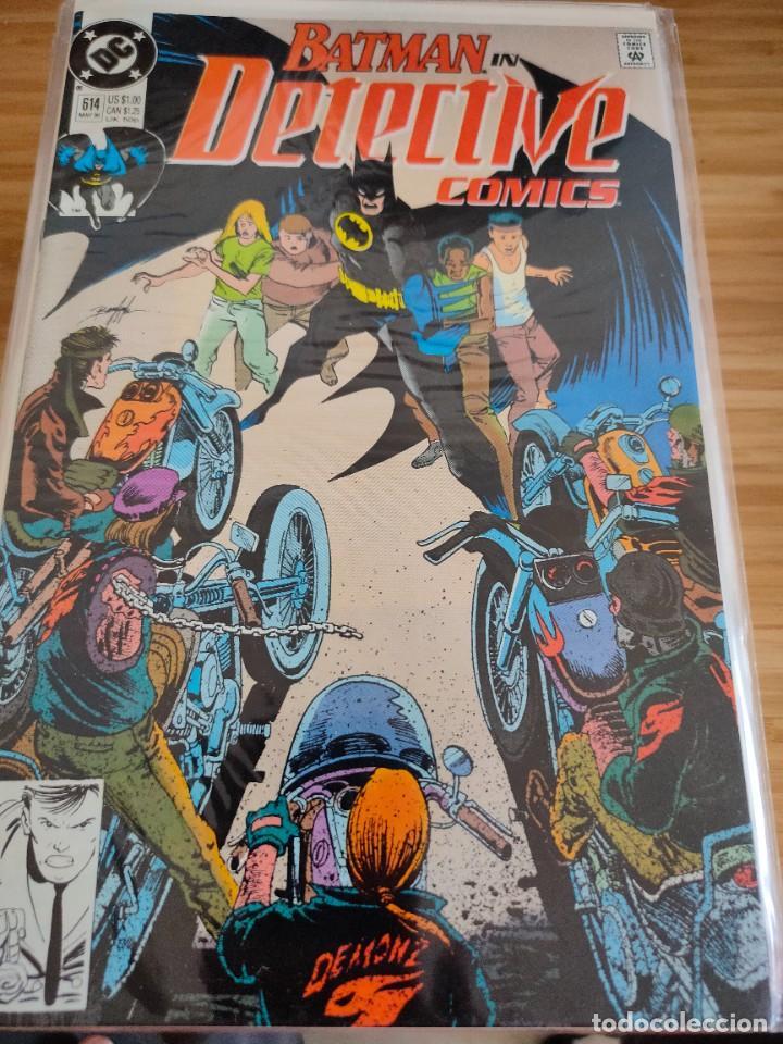 BATMAN DETECTIVE COMICS 614 VOL 1 DC (Tebeos y Comics - Comics Lengua Extranjera - Comics USA)