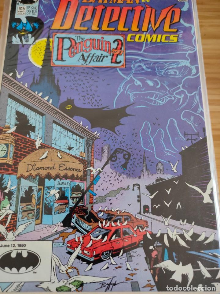 BATMAN DETECTIVE COMICS 615 VOL 1 DC (Tebeos y Comics - Comics Lengua Extranjera - Comics USA)