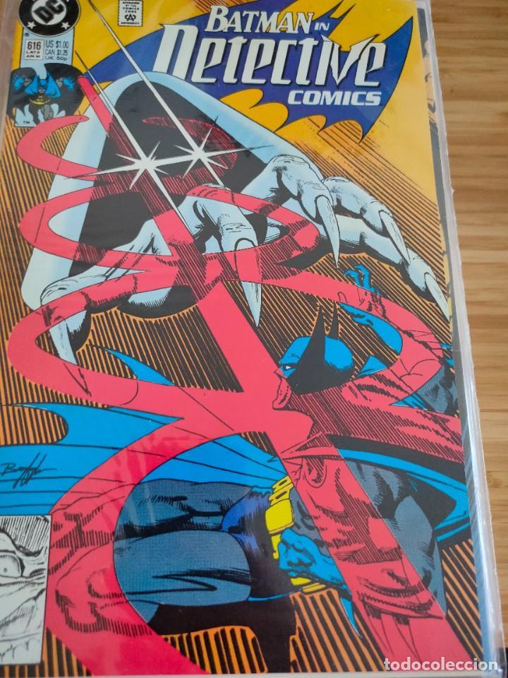 BATMAN DETECTIVE COMICS 616 VOL 1 DC (Tebeos y Comics - Comics Lengua Extranjera - Comics USA)