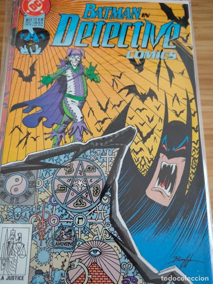 BATMAN DETECTIVE COMICS 617 VOL 1 DC (Tebeos y Comics - Comics Lengua Extranjera - Comics USA)