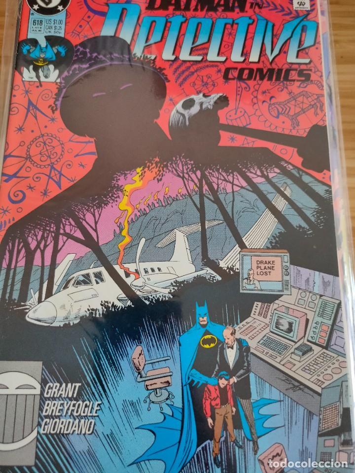 BATMAN DETECTIVE COMICS 618 VOL 1 DC (Tebeos y Comics - Comics Lengua Extranjera - Comics USA)