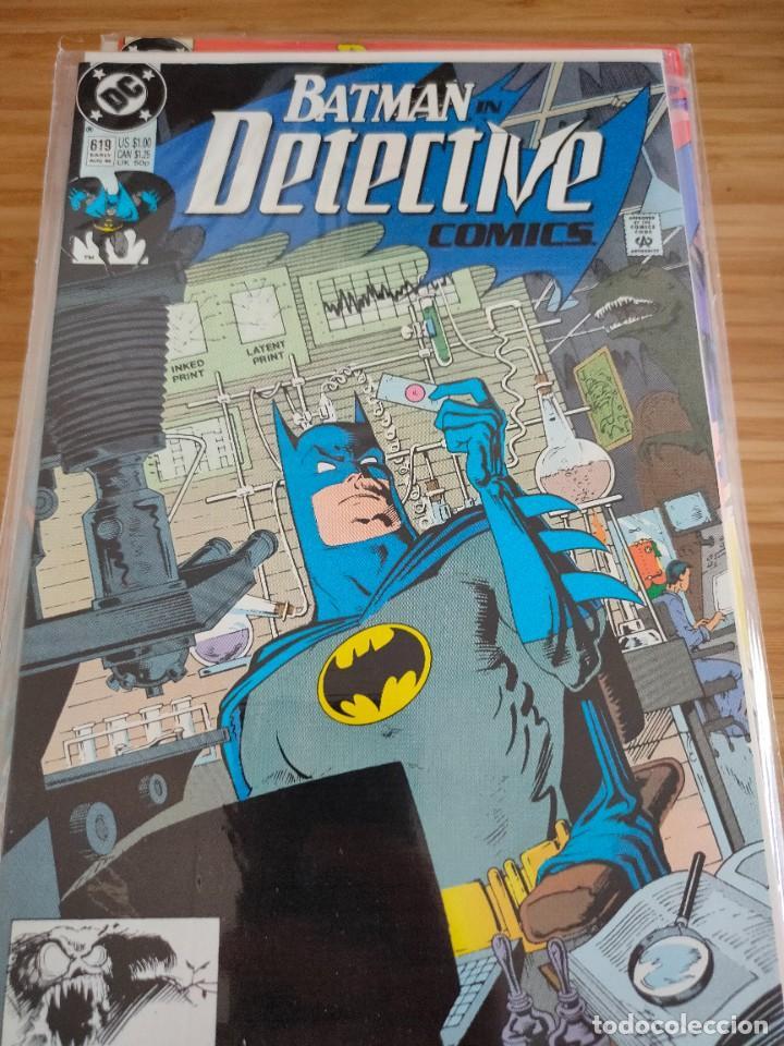 BATMAN DETECTIVE COMICS 619 VOL 1 DC (Tebeos y Comics - Comics Lengua Extranjera - Comics USA)