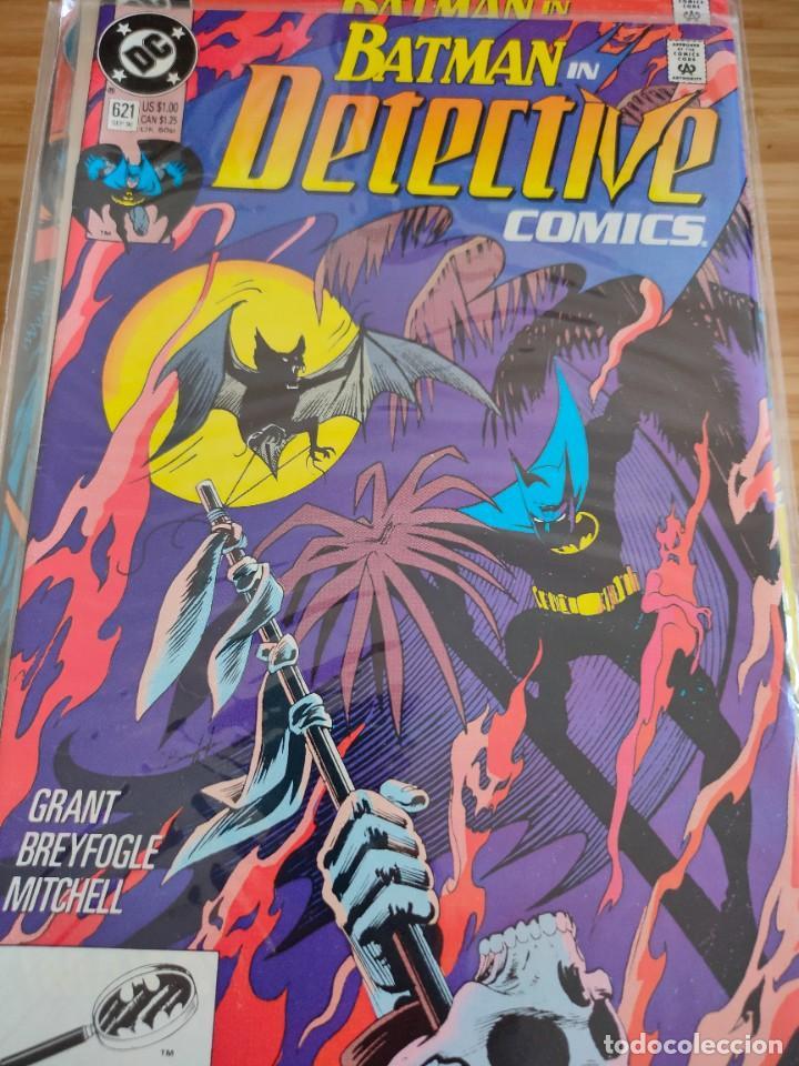 BATMAN DETECTIVE COMICS 621 VOL 1 DC (Tebeos y Comics - Comics Lengua Extranjera - Comics USA)