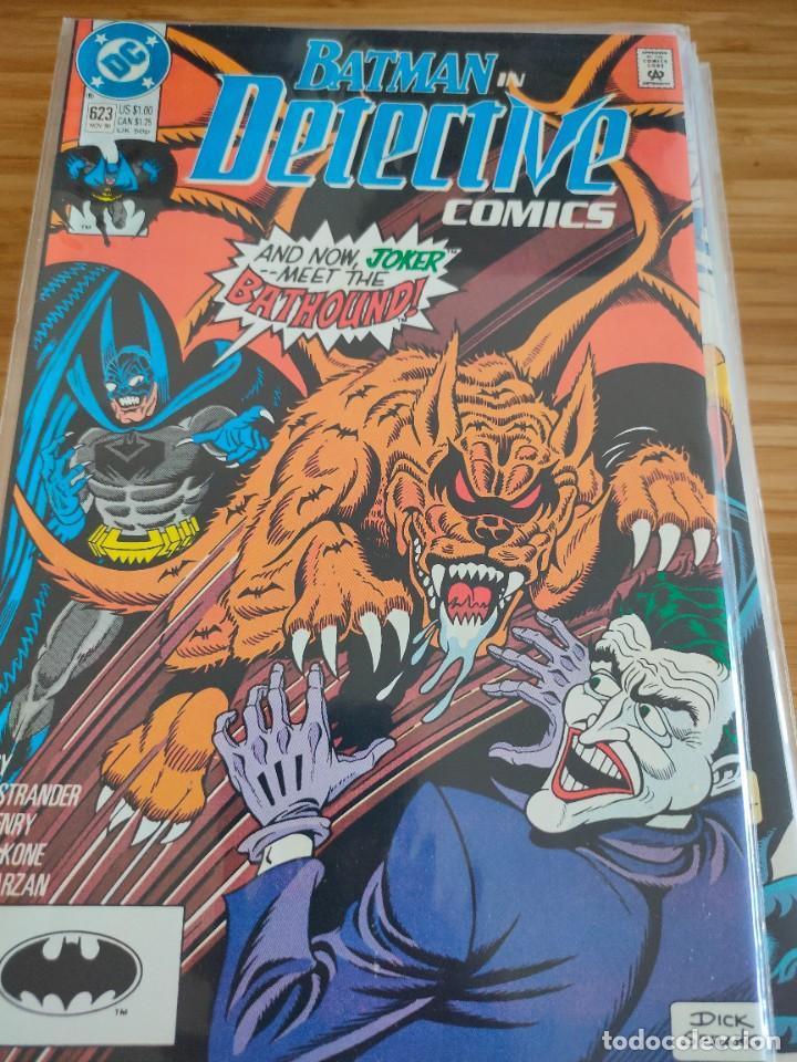 BATMAN DETECTIVE COMICS 623 VOL 1 DC (Tebeos y Comics - Comics Lengua Extranjera - Comics USA)