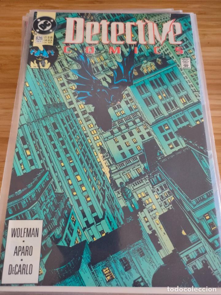 BATMAN DETECTIVE COMICS 626 VOL 1 DC (Tebeos y Comics - Comics Lengua Extranjera - Comics USA)