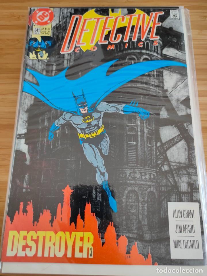 BATMAN DETECTIVE COMICS 641 VOL 1 DC (Tebeos y Comics - Comics Lengua Extranjera - Comics USA)