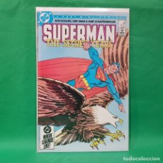Cómics: SUPERMAN [THE SECRET YEARS] 4 - DC 1985 / VFN • NM. Lote 245521505