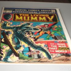 Cómics: THE LIVING MUMMY 12. Lote 245740270