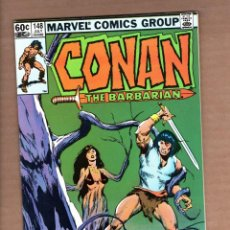 Cómics: CONAN THE BARBARIAN 148 - MARVEL 1983 VFN/NM / BRUCE JONES & JOHN BUSCEMA. Lote 246054020