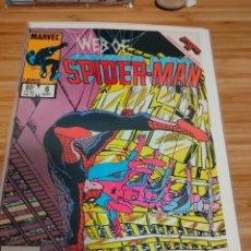 Cómics: WEB OF SPIDER MAN 6 VOL 1 MARVEL SPIDERMAN (1985 SERIES). Lote 246063745