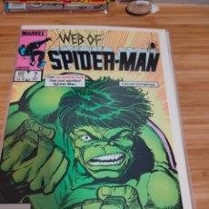 Cómics: WEB OF SPIDER MAN 7 VOL 1 MARVEL SPIDERMAN (1985 SERIES). Lote 246064025