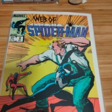 Cómics: WEB OF SPIDER MAN 9 VOL 1 MARVEL SPIDERMAN (1985 SERIES). Lote 246064595