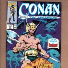 Cómics: CONAN THE BARBARIAN 251 - MARVEL 1991 VFN. Lote 246077700
