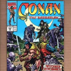 Cómics: CONAN THE BARBARIAN 252 - MARVEL 1992 VFN. Lote 246078050