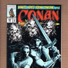 Cómics: CONAN THE BARBARIAN 264 - MARVEL 1993 VFN. Lote 246079050