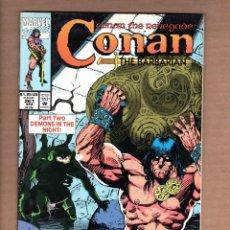 Cómics: CONAN THE BARBARIAN 267 - MARVEL 1993 VFN. Lote 246079605