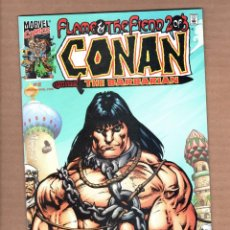 Cómics: CONAN THE BARBARIAN : FLAME AND THE FIEND 2 - MARVEL 2000 VFN/NM. Lote 246118535