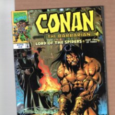 Cómics: CONAN THE BARBARIAN : LORD OF THE SPIDERS 2 - MARVEL 1998 VFN/NM. Lote 246118810