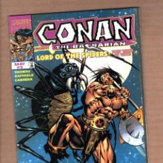 Cómics: CONAN THE BARBARIAN : LORD OF THE SPIDERS 3 - MARVEL 1998 VFN/NM. Lote 246119020
