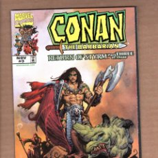 Cómics: CONAN THE BARBARIAN : RETURN OF STYRM 3 - MARVEL 1998 VFN. Lote 246120130