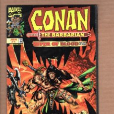 Cómics: CONAN THE BARBARIAN : RIVER OF BLOOD 1 2 3 COMPLETE - MARVEL 1998 VFN/NM. Lote 246120680