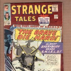 Cómics: STRANGE TALES 139 - MARVEL 1965 VG/FN / SHIELD / DOCTOR STRANGE / LEE / KIRBY / DITKO. Lote 246122715