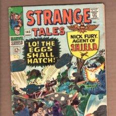 Cómics: STRANGE TALES 145 - MARVEL 1966 VG+ / SHIELD / DOCTOR STRANGE / LEE / KIRBY / DITKO. Lote 246123560