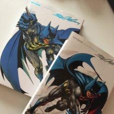Cómics: BATMAN. ILLUSTRATED BY NEAL ADAMS. TOMOS 1 Y 2. Lote 246133225