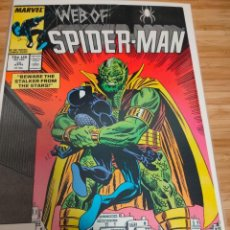 Cómics: WEB OF SPIDER MAN 25 VOL 1 MARVEL SPIDERMAN (1985 SERIES). Lote 246193000