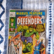 Cómics: MARVEL FEATURE VOL. 1 #1 (1971), 1ª APARICIÓN DE LOS DEFENSORES. Lote 246215075