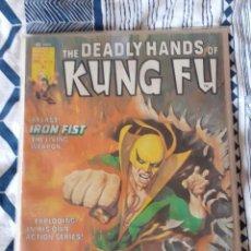 Cómics: DEADLY HANDS OF KUNG FU VOL 1 #19 (1975), 1ª APARICIÓN TIGRE BLANCO. Lote 246215535