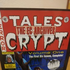 Cómics: TALES FROM THE CRYPT. ARCHIVOS DARK HORSE. COMPLETA (1-5). Lote 266201928
