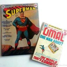 Cómics: SUPERMAN: LIMITED COLLECTORS EDITION, EDICIÓN GIGANTE ESTILO MARVEL TREASURY. Lote 246441790