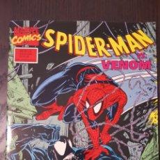 Cómics: COMIC - SPIDER-MAN (SPIDERMAN) VS. VENOM - TPB - 1990 - MCFARLANE - FIRST PRINT - MARVEL. Lote 246443220
