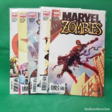 Fumetti: MARVEL ZOMBIES VOL.1 - MARVEL 2006 / NM / SERIE COMPLETA. Lote 247034140
