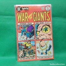 Cómics: DC SPECIAL 19 - DC 1976 / FN. Lote 247206980