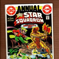 Cómics: ALL STAR SQUADRON ANNUAL 2 - DC 1983 VFN- / INFINITY INC. Lote 247471900