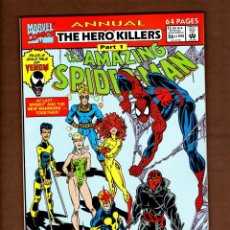 Fumetti: AMAZING SPIDER-MAN ANNUAL 26 - MARVEL 1992 VFN / VENOM / NEW WARRIORS. Lote 283014583