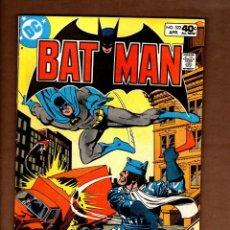 Cómics: BATMAN 322 - DC 1980 FN+ / VS CAPTAIN BOOMERANG. Lote 247496740